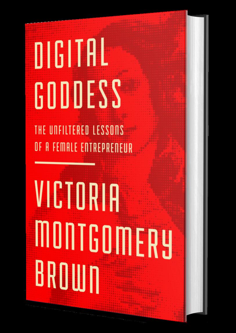 Digital Goddess – Victoria Montgomery Brown